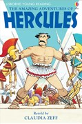 'The Amazing Adventures of Hercules' book cover