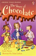 'The story of chocolate' book cover
