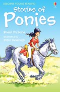 'Stories of ponies' book cover