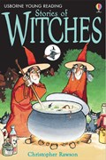 'Stories of witches' book cover