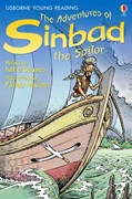 'The Adventures of Sinbad the Sailor' book cover