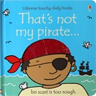 'That's not my pirate...' book cover