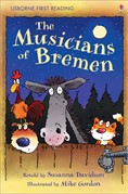 'The Musicians of Bremen' book cover