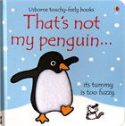 'That's not my penguin...' book cover