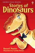 'Stories of dinosaurs' book cover