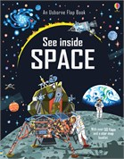 'See inside space' book cover