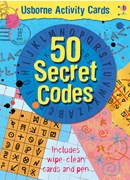 '50 secret codes' book cover