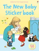 The new baby sticker book