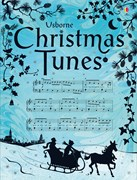 'Christmas tunes' book cover