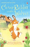 'Clever Rabbit and the Wolves' book cover