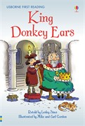 'King Donkey Ears' book cover