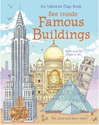 'See inside famous buildings' book cover