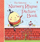 'Nursery rhyme picture book' book cover