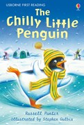 'The chilly little penguin' book cover