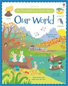 My first reference book about our world