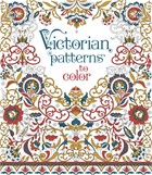 Victorian patterns to color