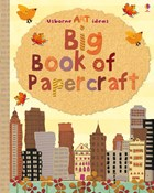 'Big book of papercraft' book cover