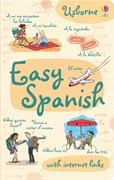'Easy Spanish' book cover