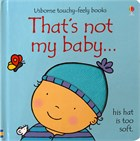 'That's not my baby...' book cover