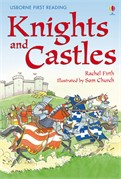 'Knights and castles' book cover