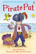 'Pirate Pat' book cover