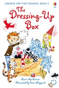 'The dressing-up box' book cover