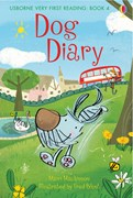'Dog diary' book cover