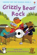 'Grizzly bear rock' book cover