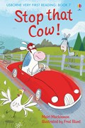 'Stop that cow!' book cover