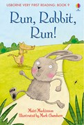 'Run, rabbit, run!' book cover