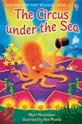 'The circus under the sea' book cover
