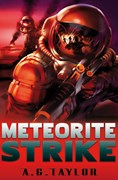 'Meteorite Strike' book cover