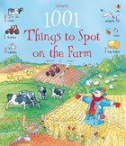 '1001 things to spot on the farm' book cover