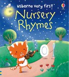 'Very first nursery rhymes' book cover