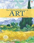 'Introduction to art' book cover