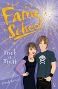 'Trick or treat' book cover