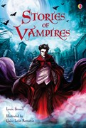 'Stories of vampires' book cover