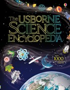 'Usborne science encyclopedia' book cover