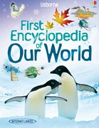 'First encyclopedia of our world' book cover