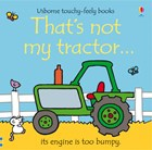 'That's not my tractor...' book cover