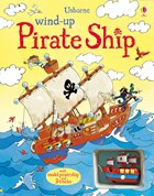 'Wind-up pirate ship' book cover