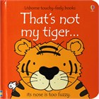 'That's not my tiger...' book cover
