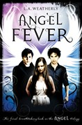 'Angel Fever' book cover