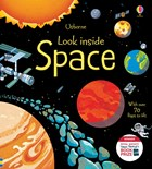 'Look inside space' book cover