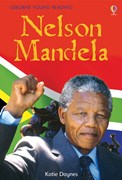 'Nelson Mandela' book cover
