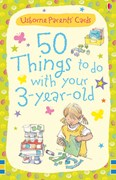 50 things to do with your 3-year-old