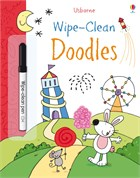 'Wipe-clean doodles' book cover
