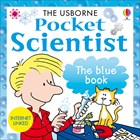 'Pocket scientist - The blue book' book cover