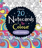 20 notecards to colour