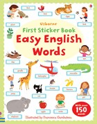 'Easy English words' book cover